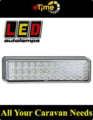 LED Autolamp Front Indicator Marker Lamp Truck BullBar 175AW twin pack