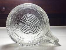 Mid century Oberglas ashtray made in Austria