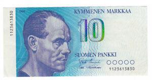 Finlandia-Finland-10-marchi-1986-SPL-XF-pick-113-rif-4239