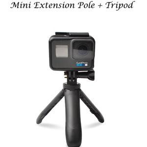 Extendable Selfie Stick Tripod Desktop Stand Desk Holder Remote For Cell Phone