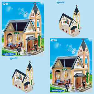 * PLAYMOBIL CHURCH 4296 / 5053 * Spares * SPARE PARTS SERVICE *