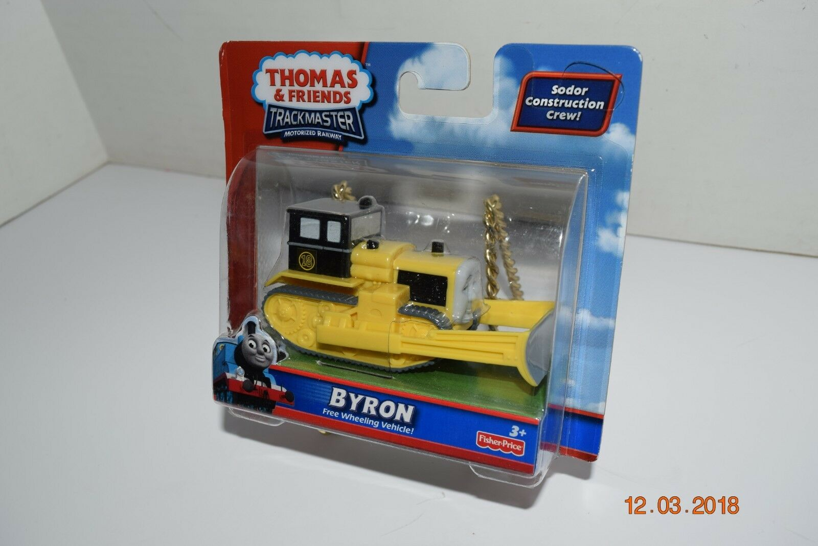 Thomas and & Friends Trackmaster Byron  HIT  NIP  NEW