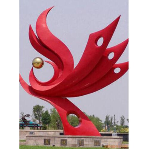 Stainless Steel Gazing Balls Seamless Mirror Sphere Garden Ornaments 76mm US