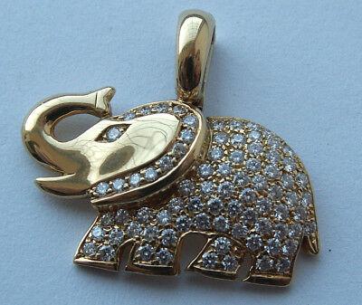 Das Beste AnhÄnger , Damenanhänger ,diamant-,750/-gelb-gold Duftendes Aroma