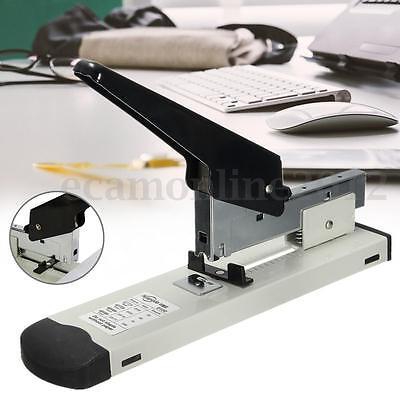 Heavy Type Metal Stapler Bookbinding Stapling 120 Sheet Capacity For Office Home