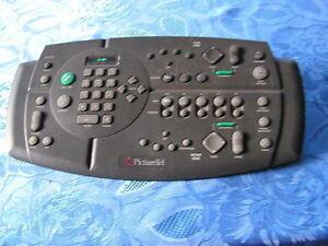 Picturetel IR Wireless Keyboard Controller Model:  IR KeyPad-1 540-0182-01