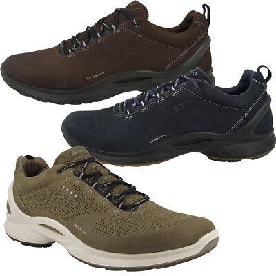 Ecco Biom Fjuel Schuhe Natural Motion Herren Sneaker Halbschuhe Schnürer 837534 | eBay