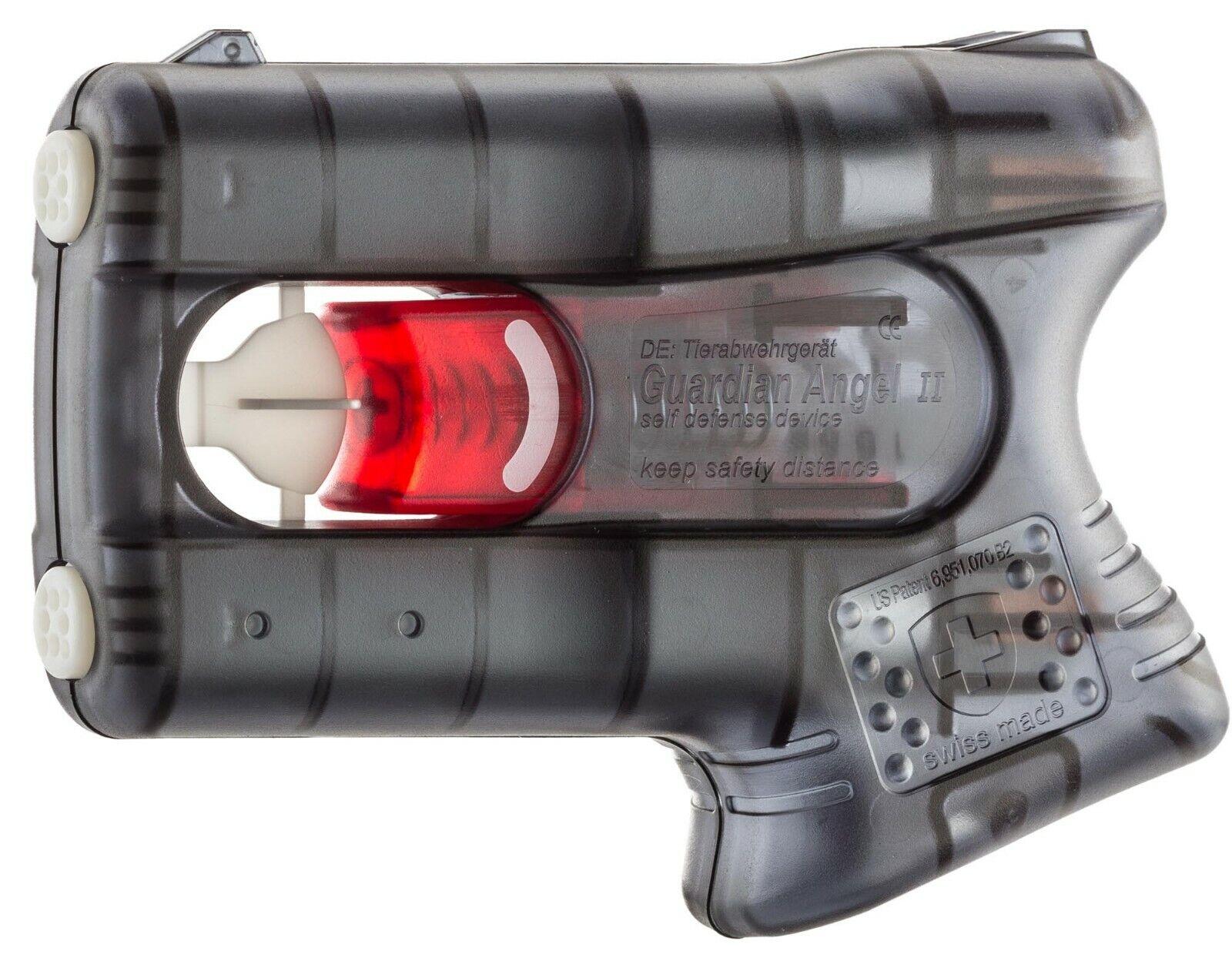 Projecteur lacrymogèneGuardian Angel II avec étui