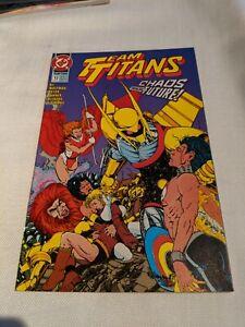 TEAM-TITANS-12-DC-COMICS-1993