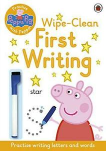 Peppa-Pig-Practise-with-Peppa-Wipe-Clean-First-Writing-by-NEW-Book-FREE-amp-F