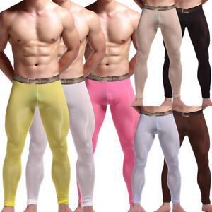 Mens-Compression-Long-Trousers-Base-Layer-Running-Tights-Jogging-Gym-Sport-Pants