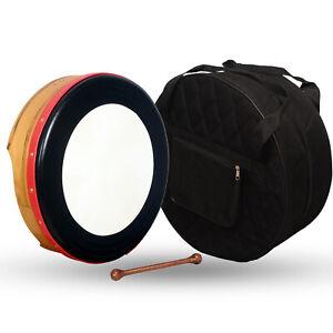 Muzikkon 40.6cmX10.2cm Irisch Bodhran Nicht Verstellbare Maulbeere Bodharn