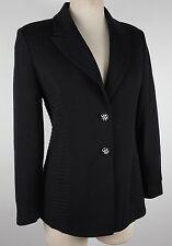 New sz 8 St John Collection long length jacket coat suit