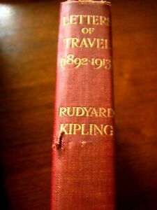 Rudyard-Kipling-034-LETTERS-OF-TRAVEL-1892-1913-034-Macmillan-amp-Co