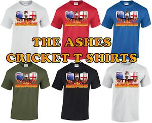 Cricket T Shirt Australie vs Angleterre T-shirt Les cendres Cricket T Shirt