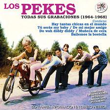 LOS PEKES-TODAS SUS GRABACIONES 1964-1968 -CD