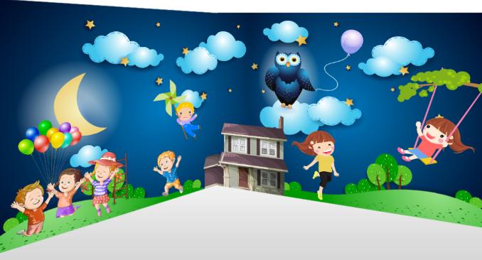 3D Karikatur Karikatur Karikatur Nachteule Kind 86 Tapete Wandgemälde Tapeten Bild Familie DE Summer | Sale Deutschland  ce3ac3