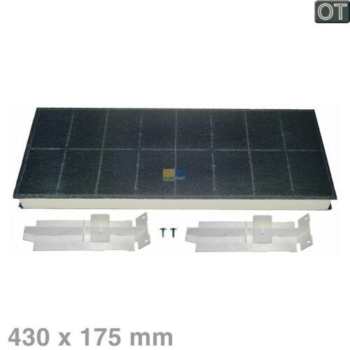 NEU Dunstabzugshauben Aktivkohlefilter 430x175mm Bosch Siemens 00352953 ORIGINAL