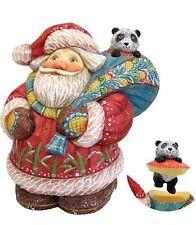 G DeBrekht Panda Express Santa 900 Pc LE Surprise Box 4.25 inch Figurine 517884
