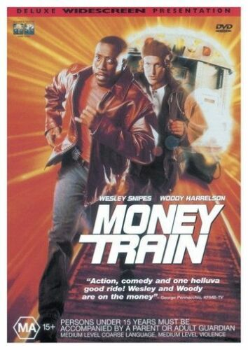 1 of 1 - Money Train (DVD, 1998) -- Free Postage --