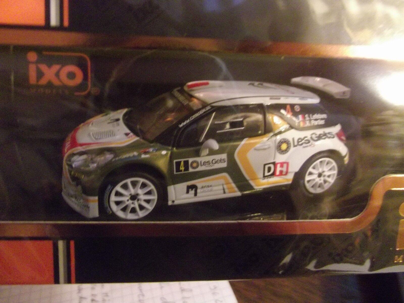 Citroen ds3 r5 Rally of the Condroz 2016 Lefebvre 1.43 ixoRAM 653
