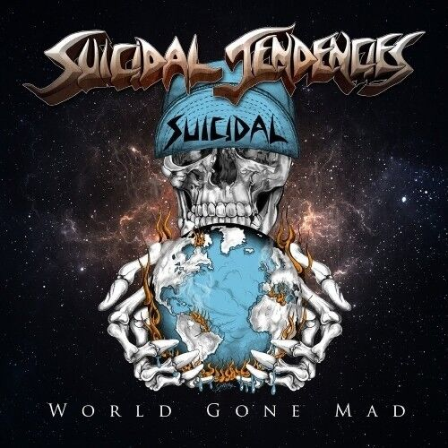 Suicidal Tendencies - World Gone Bad [New CD] Explicit
