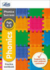 Phonics Ages 4-5 Practice Workbook by Letts KS1 (Paperback, 2015)