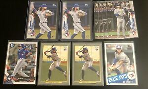 BO-BICHETTE-2020-Topps-Series-1-ROOKIE-RC-78-LOT-OF-10x-BOWMAN-CHROME-MORE