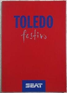 SEAT-Toledo-Festivo-Automobilia-Prospekt-Auto-1995