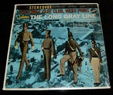 The Cadet Glee Club, West Point salutes The Long Gray Line LP Album - Vinyl 1960