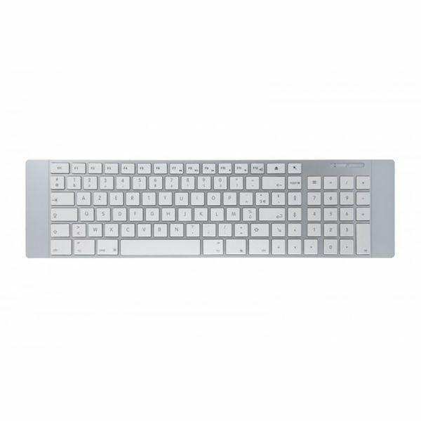 Mobility Lab ML300900 Bluetooth AZERTY Französisch Silber Tastatur MAC Design To