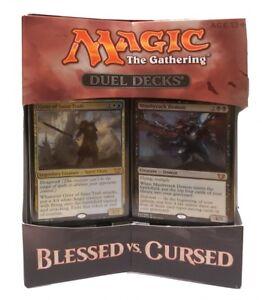 Blessed vs. Cursed Magic the Gathering Duel Decks englisch MtG Magic Karten - Deutschland - Blessed vs. Cursed Magic the Gathering Duel Decks englisch MtG Magic Karten - Deutschland