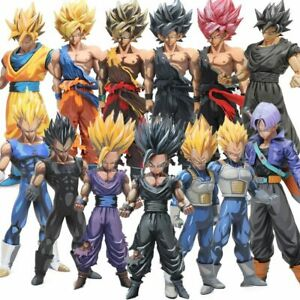 Son-Goku-Vegeta-Son-Gohan-Action-Figure-Dragon-Ball-Z-Master-Stars-Piece-Model