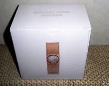 Michael Kors Varick Silver Glitz Bracelet Activity Tracker