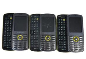 3 lot samsung gravity sgh t456 chat r slider mobile cellular phone rh ebay com