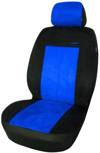 Sitzbezüge Autoschonbezüge SET Blau passend für Ford Ranger III Opel Zafira Seat