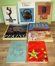 7 Bücher  Die chinesische Welt Geschichte China Kultur Peking