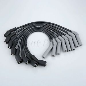 Details about Taylor LS High Performance Spark Plug Wire Set 46cm 18 on