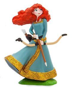 Disney-Princess-Pixar-Merida-Brave-PVC-Figure-Figurine-Birthday-Cake-Topper