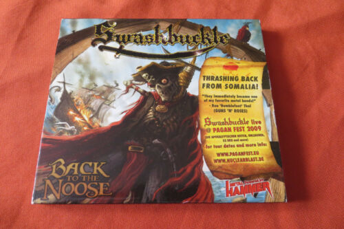 1 von 1 - SWASHBUCKLE - Back To The Noose / Limited Edition mit Pappschuber