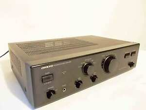 AMPLIFICATORE-ONKIO-A-801-Stereo-Integrated-Amplifier