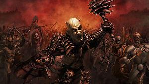 Undead/Skeleton 28mm Metal Figures Ral Partha etc  Warhammer/RPG etc