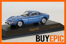 Schuco Opel GT 1:43, Sonderedition 1998, hellblau, blue, Modellauto, NEU&OVP