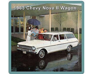 1978 Chevy Nova SS  Refrigerator Tool Box Magnet