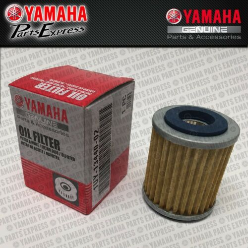 NEW OEM YAMAHA BIG BEAR KODIAK RAPTOR WARRIOR 350 400 OIL FILTER 1UY-13440-02-00