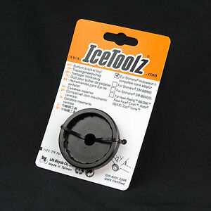 IceToolz-11F3-Bottom-Bracket-Tool-for-Shimano-Compatible-Bike-Crank-Adaptor-Tool