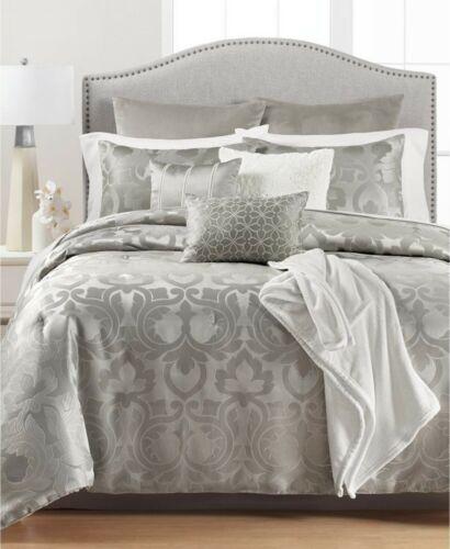 Martha Stewart Collection Chateau Antique Filigree QUEEN 13-PC Comforter Set