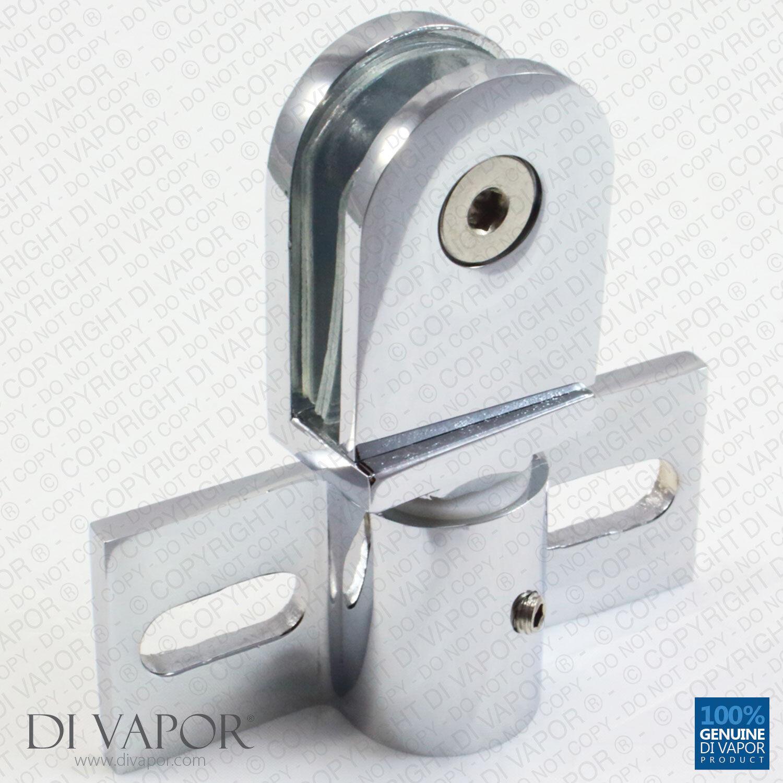 Di Vapor R Glass Shower Door Pivot Hinge Doors Brackets Duty Pin Replacement