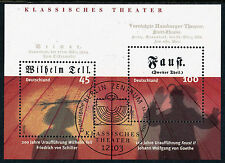 Block 65 ESSt Berlin Theater  BRD Bund 2004