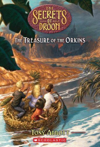 The Treasure of the Orkins (The Secrets of Droon #32)-ExLibrary